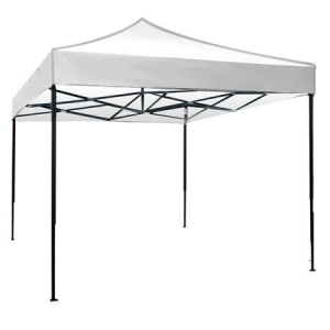 Cort Pavilion pliabil 3 x 3m Pliabil Cadru Metal pentru Curte, Gradina, Evenimente0