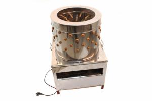 Deplumator pasari profesional ( aparat de jumulit pasari ) 2200W, 240 RPM, 16-18 pasari pe minut [0]