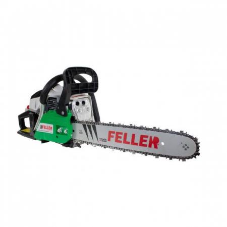 Drujba pe benzina Feller ECS400, 5.8 CP (4300 W), 3600 rpm2