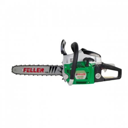 Drujba pe benzina Feller ECS400, 5.8 CP (4300 W), 3600 rpm4