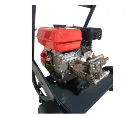 Aparat de spalat cu presiune pe benzina Elefant PPW 190A, 6.5 CP, 165 bari, 3600 rpm, Accesorii6