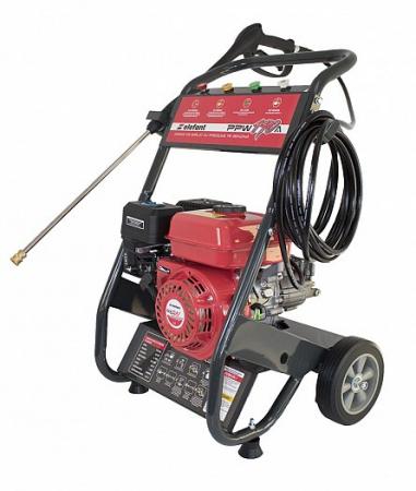 Aparat de spalat cu presiune pe benzina Elefant PPW 190A, 6.5 CP, 165 bari, 3600 rpm, Accesorii5