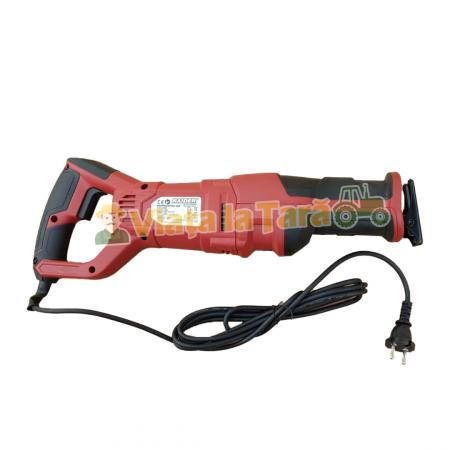 Fierastrau sabie profesional 1200 W, cu LED Raider Industrial RDI-RS305