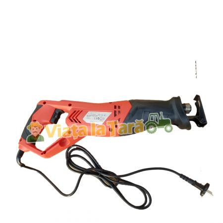Fierastrau sabie profesional 1200 W, cu LED Raider Industrial RDI-RS303