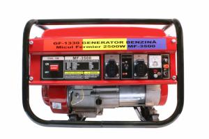Generator electric monofazat pe benzina Micul Fermier, MF-3500, 2800W , 4Cp [0]