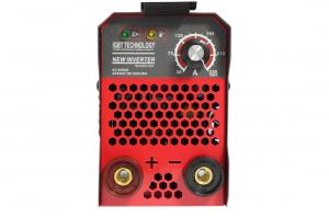 Aparat de Sudura, Invertor Almaz 250A AZ-ES002, Electrod 1.6-5mm, accesorii incluse + Manusi de protectie marime 1615