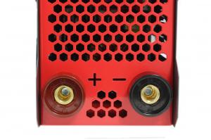 Aparat de Sudura, Invertor Almaz 250A AZ-ES002, Electrod 1.6-5mm, accesorii incluse + Manusi de protectie marime 1616