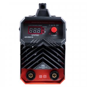 PACHET - Invertor de sudura Almaz SP270D, 270A, Profesional, AZ-ES010 + Masca de sudura automata reglabila4