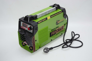 Invertor/Aparat de sudura Procraft Germany 285A, Afisaj digital, Putere 285A, Electrod 1.6-5.0 MM + Masca Sudura ProCraft SHP90-30 Automata12