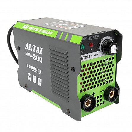 Invertor (aparat) pentru sudura MMA 300 A, ALTAI, cu valiza1