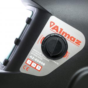 PACHET - Invertor de sudura Almaz AZ-ES001 250A Electrod 1.6-4mm, accesorii incluse + Masca de sudura automata cu cristale4