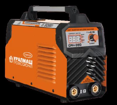 Invertor de sudura Campion CPH 350, MMA 350A, electrozi 1,6-4mm0