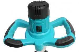 Malaxor amestecator vopsea/mortar 1300W, mixer inclus, lumina led, 2 viteze4
