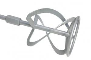 Malaxor amestecator vopsea/mortar 1300W, mixer inclus, lumina led, 2 viteze8