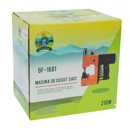 Masina Profesionala Pentru Cusut Saci Rafie,Hartie ,Panza-Plastic 210w taiere automata2