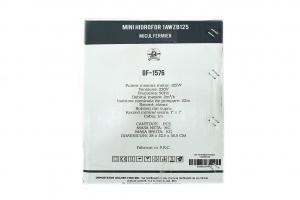 Minihidrofor, debit 2m3/ora, inaltime 22m, 125W3