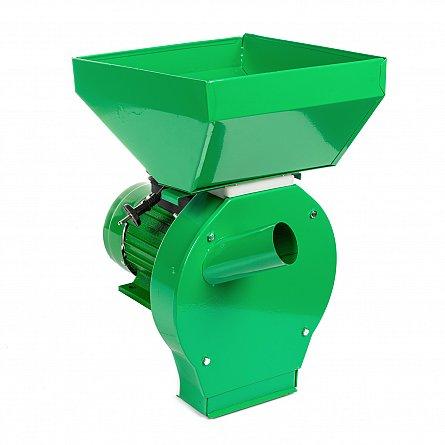 Moara electrica cu ciocanele 2500 W, 200 Kg/h Micul, Fermier3