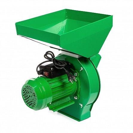 Moara electrica cu ciocanele 2500 W, 200 Kg/h Micul, Fermier4