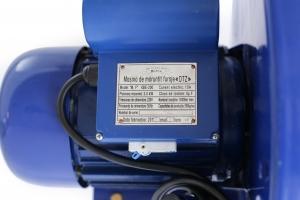 Moara electrica de uruiala boabe si stiuleti Micul Fermier Nr. 5 - 3KW 500-600Kg/ora [2]