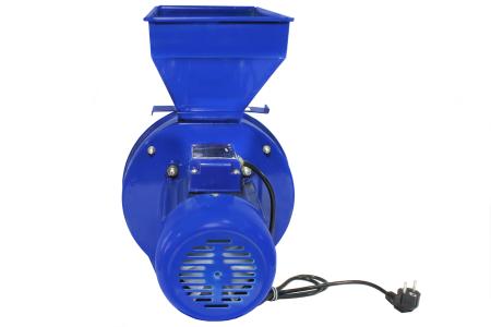 Moara electrica pentru cereale, porumb Micul Fermier, 2.5kW, Nr 2, motor cupru [10]