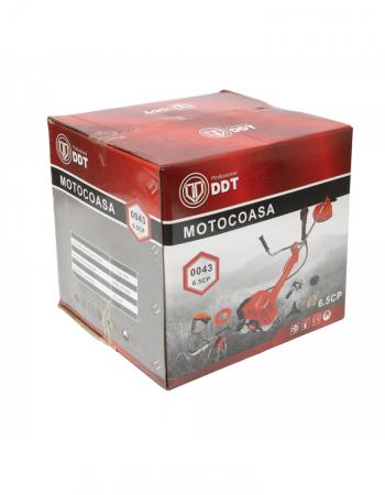 Motocoasa de umar DDT 0043, 6,5 CP, 6000 RPM, 8 accesorii incluse [3]
