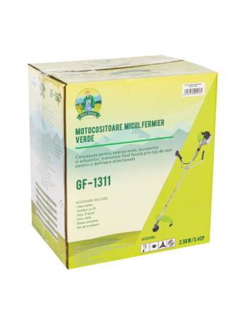 Motocoasa Micul Fermier 2.5kw 3.4CP +  4 moduri de taiere12