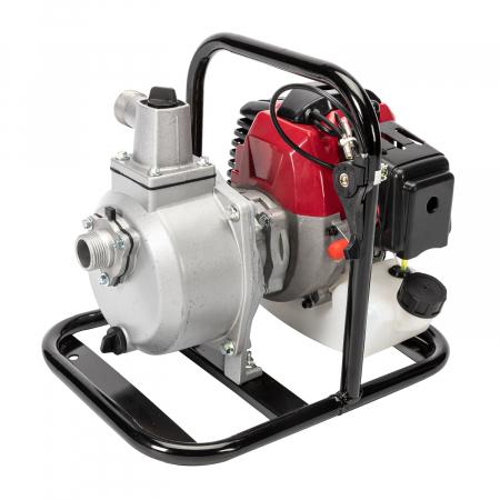 Motopompa pentru Apa, Motor 2 Timpi, 1 TOL, 8m3, 2CP Micul Fermier12