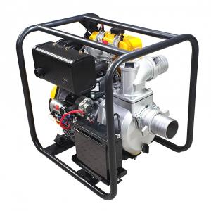 Motopompa Progarden PD30E, diesel, 3 toli, 5.4 CP/4kw, pornire sfoara/electric1