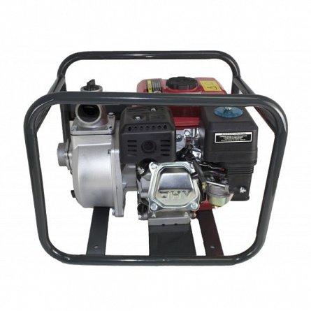 Motopompa Elefant WP30X, 6.5 CP, 2 Toli, 30 m cubi/h, motor 4 Timpi benzina, max 28 metri1