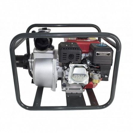 Motopompa Elefant WP60X, 6.5 CP, 3 Toli, 60 m cubi/H, motor 4 Timpi benzina, max 30 metri1