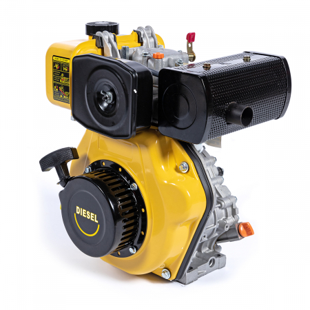 Motor DIESEL putere motor 5,5 CP, CC 211, motor in 4 timpi, 170F [0]