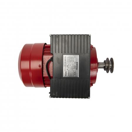 Motor electric monofazat 2.5 kw 3000rpm bobinaj 100% cupru TROIAN ROSU4