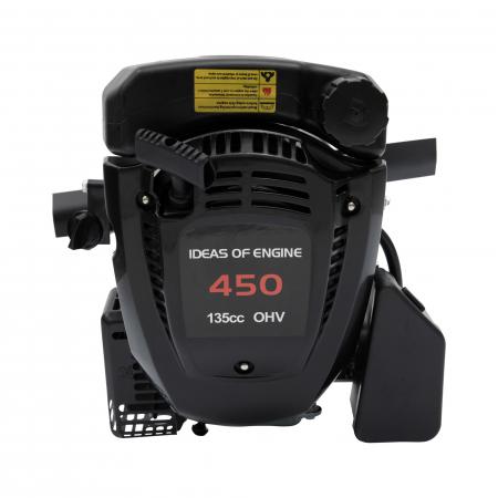 Motor pe benzina OHV 4 timpi uz general , 4.5 CP, AX vertical, motosapa [1]