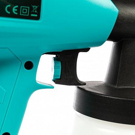 Pistol de vopsit electric DETOOLZ HVLP 350W, 800 ML2
