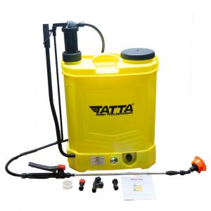 Pompă de stropit cu acumulator + manuala ( 2 in 1 ) 20 Litri TATA, 5,5 bari1