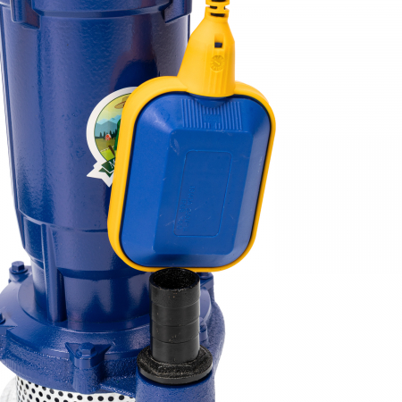 Pompa apa submersibila cu plutitor Micul Fermier, refulare 32m, 1500 l/h, 750W [2]