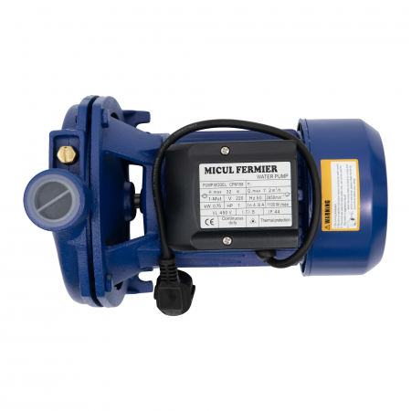 Pompa apa suprafata CPM158, 750kw, 120l/min, absorbtie 8m, Micul Fermier [6]