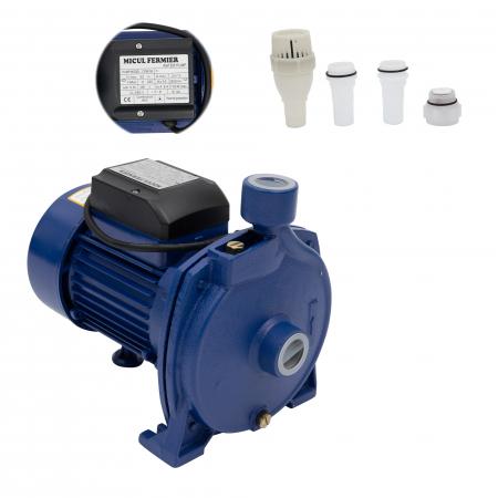 Pompa apa suprafata CPM158, 750kw, 120l/min, absorbtie 8m, Micul Fermier [0]