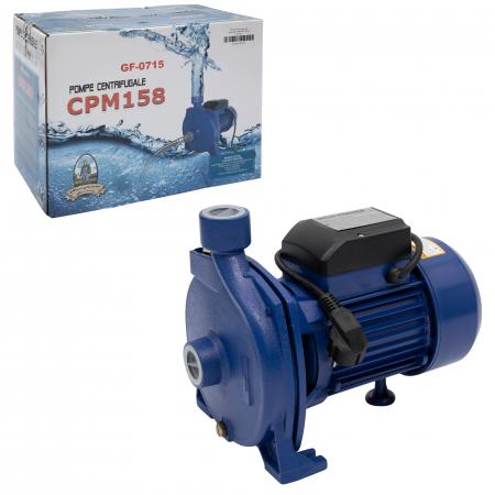 Pompa apa suprafata CPM158, 750kw, 120l/min, absorbtie 8m, Micul Fermier [4]