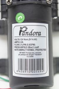 Pompa cu automorsare 5,5 Bari, debit: 3.1 L/min, 12V - 2,2 A1