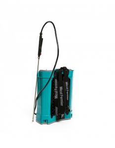 Pompa de stropit electrica Pandora 16 Litri, 5 Bari + regulator presiune, Vermorel cu baterie - acumulator8