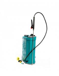 Pompa de stropit electrica Pandora 16 Litri, 5 Bari + regulator presiune, Vermorel cu baterie - acumulator3