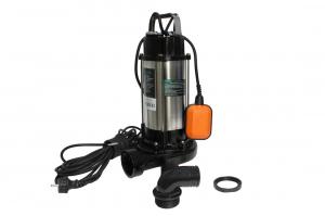 Pompa pentru apa murdara - cu tocator si plutitor 1500W din INOX 23m3/h DETOOLZ0