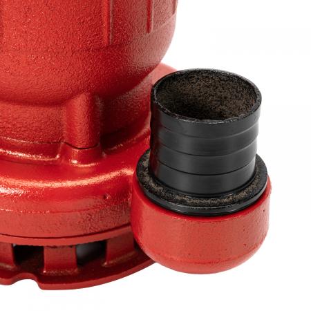 Pompa pentru Apa Murdara Micul Fermier, 1100W, 10000 l/h, Adancime de absorbtie 16 m [5]