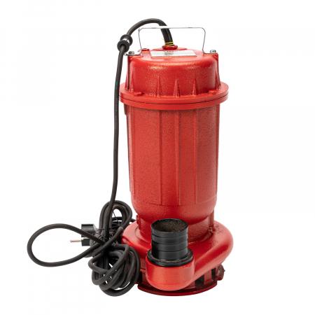 Pompa pentru Apa Murdara Micul Fermier, 1100W, 10000 l/h, Adancime de absorbtie 16 m [3]