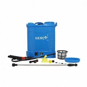 Pompa de stropit cu acumulator HERLY 12 litri, 5,5 bari1