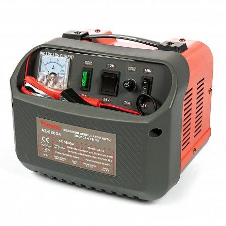 Redresor pentru acumulatori auto 30-250Ah CB-30 ALMAZ AZ-SE0043