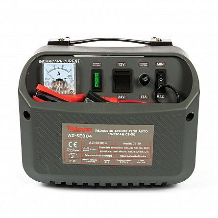 Redresor pentru acumulatori auto 30-250Ah CB-30 ALMAZ AZ-SE0044