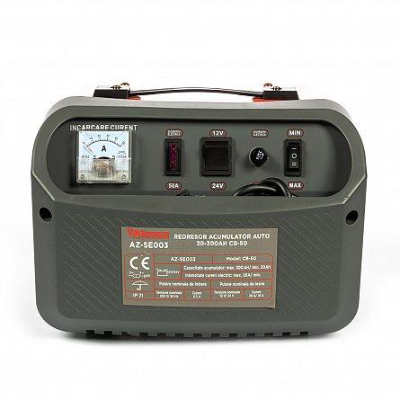 Redresor 12 - 24 V pentru acumulatori auto 30-300ah CB-50 ALMAZ AZ-SE0031