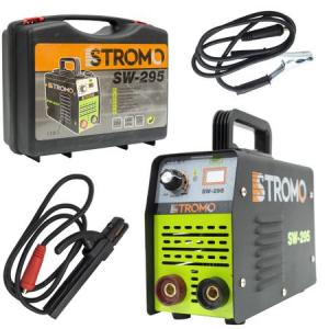 Aparat de sudura STROMO SW 295,afisaj electronic, electrod 1.6-4mm0